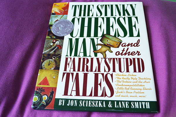 Stinky Cheese Man Activities The Stinky Cheese Man And