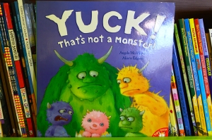 yuck not a monster1