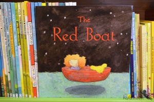 the red boat title