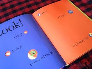 look a book 3