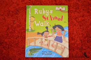 ruby's school walk title